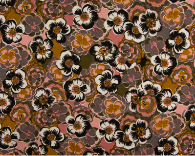 Scuba Crepe Flores 1