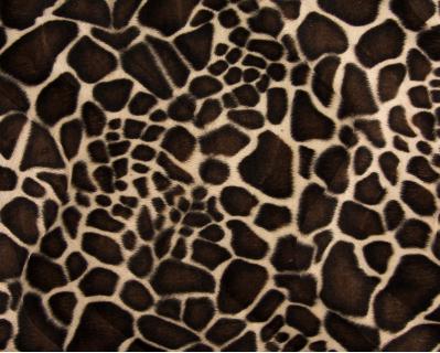 Imitação de Pêlo Girafa