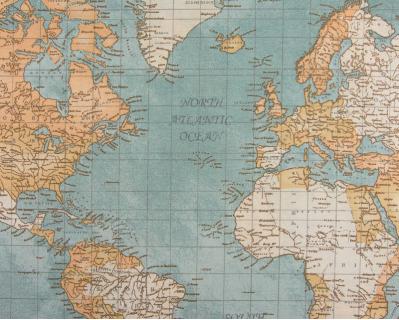 Loneta Mapa Mundial 1