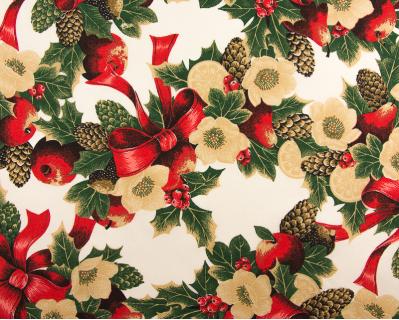 Loneta Flor de Natal 1