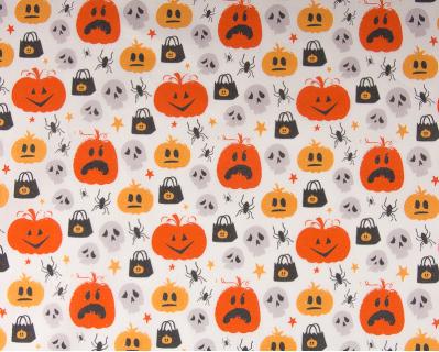 Algodão Halloween 1