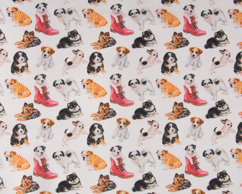 Estampado Cães Mura 1